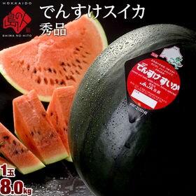 【予約受付】7/31~順次出荷【約8kg(1玉)】北海道産 ...