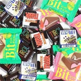 おなかいっぱい!食べ応えのある【120コ】チロルチョコと【4...