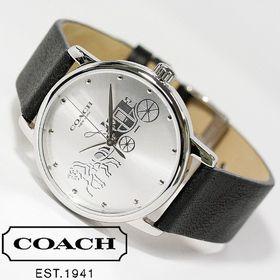 COACH コーチ腕時計 レディース GRAND ブラック