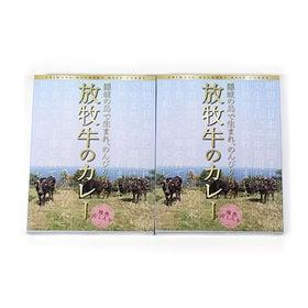 【2コ入り】アグリおき 隠岐放牧牛カレー