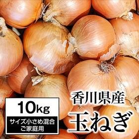 【約10kg】香川県産 たまねぎ  旬の採れたて玉ねぎ(ご家...