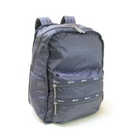 [LeSportsac]リュック FUNCTIONAL BACKPACK グレー | A4サイズも収納可能な大容量の収納力が魅力的!通勤や通学にもオススメです♪