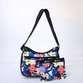 [LeSportsac]ショルダーバッグ CLASSIC HOBO (花柄) | レスポ定番のショルダーバッグ!自分好みのプリントを見つけよう♪