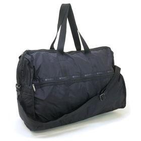 [LeSportsac]ボストンバッグ DELUXE EL WEEKENDER ブラック | 軽くて大容量のボストンバッグは旅行にぴったり♪