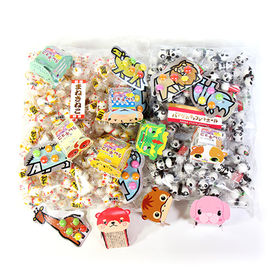 かわいい駄菓子アニマルシリーズチョコレート玉 Aセット