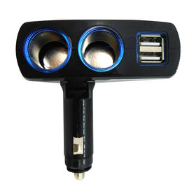 カーシガー電源・USBポートを増設できるシガーソケット