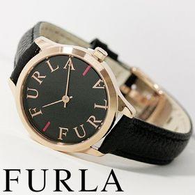 【ブラック】FURLA フルラ腕時計 レディース LIKE ...