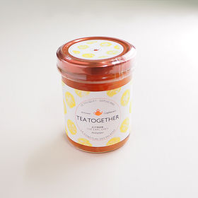 【220g】Tea Togetherジャム レモン&アールグ...