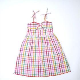 3-4才用[CathKidston]子供服 ワンピース STRAWBERRY GINGHAM | CathKidstonらしいポップで可愛らしいプリントの子供服!