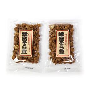 【2コ入り】西八製菓 蜂蜜そら豆