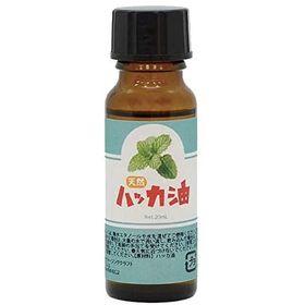 【日本製】天然ハッカ油  精油20ml