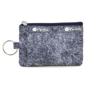 [LeSportsac]パスケース ネイビー ID CARD CASE | 貴重品をこれひとつにまとめられる万能アイテム!お子様へのプレゼントにも♪