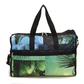 [LeSportsac]ボストンバッグ マルチ DELUXE LG WEEKENDER | 旅行には欠かせないボストンバッグ!キャリーバーに通せるポケット付きでサブバッグとしても◎