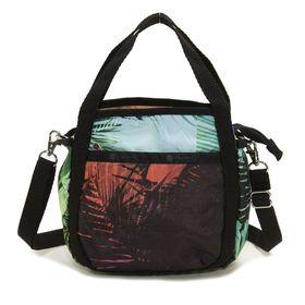 [LeSportsac]ハンドバッグ マルチ(グラデーション) SMALL JENNI | ころんと丸みを帯びたルックスが可愛らしい!ハンドバッグとしても◎