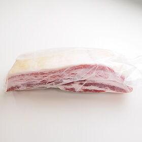【約500g】イベリコ豚 バラベーコン ブロック 冷凍便