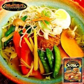【1食入】マジックスパイス スープカレー レトルト 北海道 ...