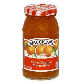 【3瓶】スマッカーズ オレンジマーマレード(340g)