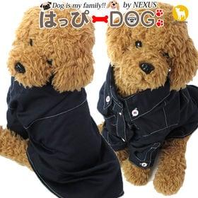 【ネイビー/XXL】犬 服 犬服 犬の服 cheepet チ...