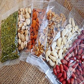 【320g】世界各国から取り寄せた6種類のお試しナッツセット...