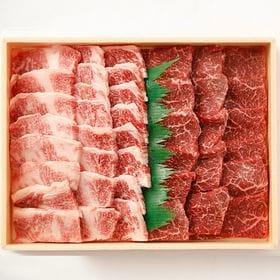 【1kg】牧場直送!! 九州産黒毛和牛 焼肉セット
