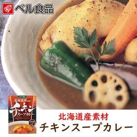 【計400g(200g×2)】北海道産素材 チキンスープカレ...