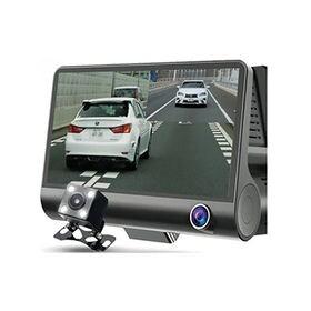 トリプル録画対応3カメラドライブレコーダー  NX-3CMD...