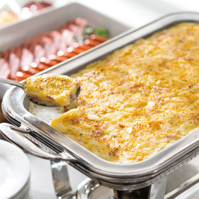 <60g×12個>ポテトグラタン ベーコン&チーズ レンジや...