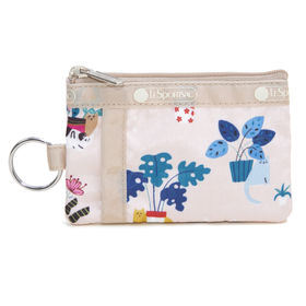 [LeSportsac]パスケース ID CARD CASE(ライトピンク) | 貴重品をこれひとつにまとめられる万能アイテム!お子様へのプレゼントにも♪