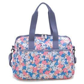 [LeSportsac]ボストンバッグ HARPER BAG(コーラルピンク) | 機内に持ち込める優秀ボストンバッグ!ちょっとした旅行やジムバッグに◎