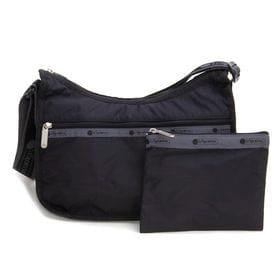 [LeSportsac]ショルダーバッグ CLASSIC HOBO ブラック | レスポ定番のショルダーバッグ!自分好みのプリントを見つけよう♪