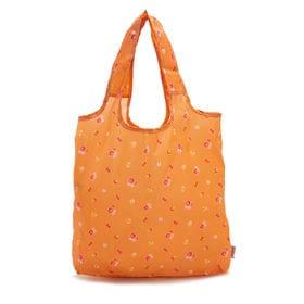 [Cath Kidston]エコバック FOLDAWAY SHOPPER オレンジ | 折りたたんで持ち運べるポケッタブル仕様で旅行やお買い物にぴったり!