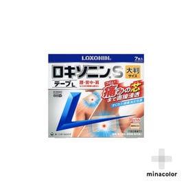 【第2類医薬品】ロキソニンSテープL 7枚入 肩こり 腰痛 ...