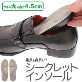 PU:グレイ【大サイズ・4.5cm】