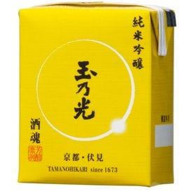 【10個】玉乃光 純米吟醸 酒魂パック