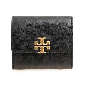 【色:BLACK-ブラック】トリーバーチ 二つ折り財布 53...