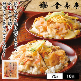金沢 料亭金茶寮 蟹ちらし寿司の素