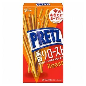 【4箱セット】グリコ プリッツ<香ロースト>