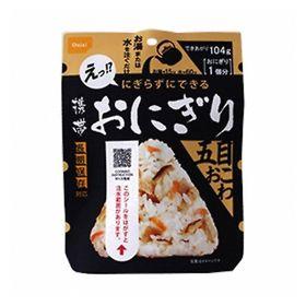 【4コ】長期保存対応 非常食防災用品 尾西 携帯おにぎり五目...