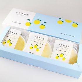 【広島】安芸津日和-じゃぼんチーズケーキ-(3個セット×2箱...