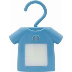 【ブルー】人感付きクローゼットライト T-shirt(ティー...