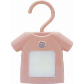 【ピンク】人感付きクローゼットライト T-shirt(ティー...