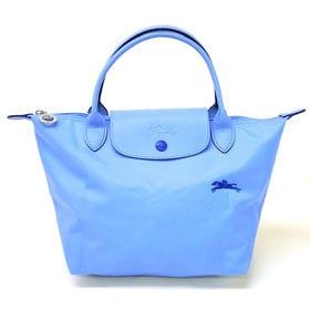 [Longchamp]ハンドバッグS LE PLIAGE CLUB HANDBAG S(サックス) | OLに大人気の「ル・プリアージュ」が登場!荷物をコンパクトにまとめたい人にオススメ♪
