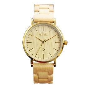 木製腕時計 天然素材 軽量 セイコーインスツル ムーブメント WDW028-01 | レディース腕時計 保証付き
