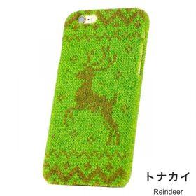 【トナカイ】 iPhone6 iPhone6s ケース アイ...