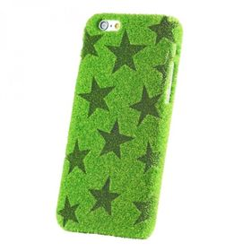【スター(常緑)】 iPhone6 iPhone6s ケース...