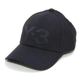 [adidasY-3]キャップ CLASSIC LOGO CAP(ブラック) | クラシックなシルエットに洗練ムード溢れるアイテム!男女問わず使えます♪