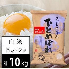 【10kg】 令和2年産 山形県内陸産 (村山エリア) ひと...