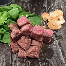 【1.2kg】牛ロース サイコロステーキ(300g×4袋)