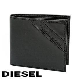 DIESEL  ディーゼル レザー 折り財布