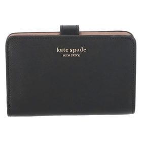 ケイトスペード 二つ折り財布 PWRU7748 001 SP...